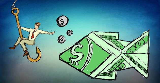 para-biriktirme
